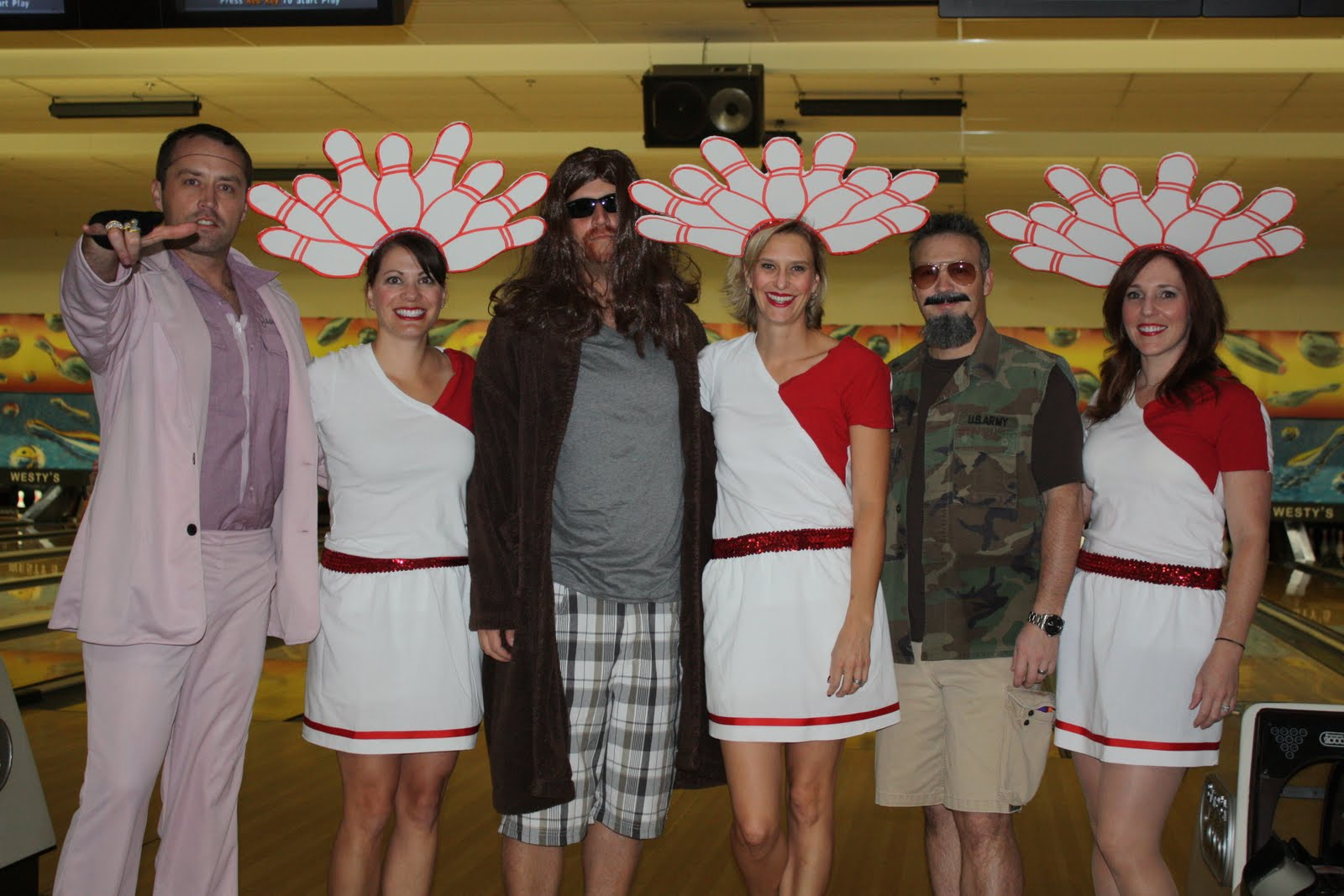 b league bowling costumes